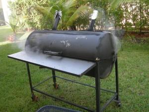 duży grill