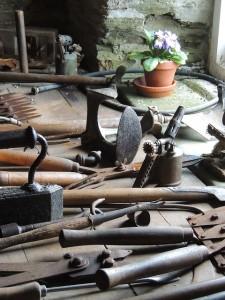 przechowanie narzędzi